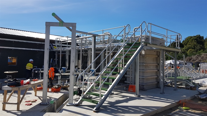Rotoma - Rotoiti Waste Water Treatment Plant